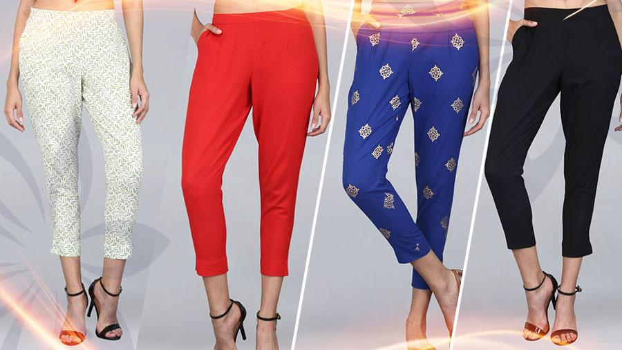 10-Trendy-Kurti-Pants-to-Style-Your-Wardrobe-in-2020!